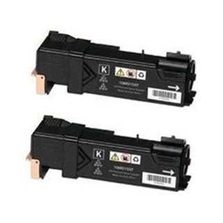 Xerox 6121 Compatible Toner Cartridge Black For 6121 6121N ( Pack of 2 )