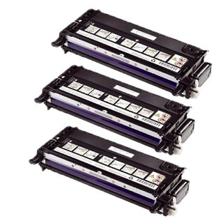 Xerox 6280 Compatible Toner Cartridge Black For Phaser 6280 ( Pack of 3 )