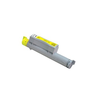 Xerox 6360 Compatible Toner Cartridge High Yield Yellow For 6360 6360N 6360DN 6360DT 6360DX ( Pack of 1 )