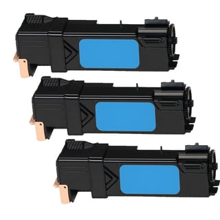 Xerox 6500 Compatible Toner Cartridge Cyan For 6500 6505B 6050 ( Pack of 3 )
