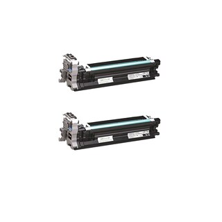 QMS 5650 Black Compatible Toner Cartridge For 5650 ( Pack of 2 )