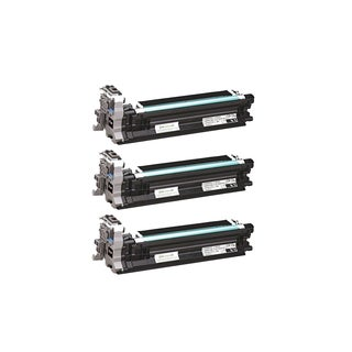 QMS 5650 Black Compatible Toner Cartridge For 5650 ( Pack of 3 )