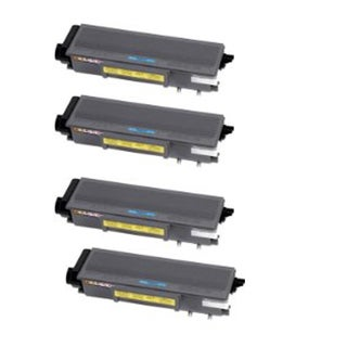 QMS A32W011 Black Compatible Toner Cartridge For 20 ( Pack of 4 )