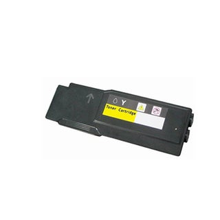 Xerox 6655 Compatible Toner Cartridge Yellow For Phaser 6655 6655X ( Pack of 1 )