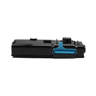 Xerox 6600 Compatible Toner Cartridge Cyan For Phaser 6600N toner Phaser 6600 Phaser 6600N ( Pack of 2 )