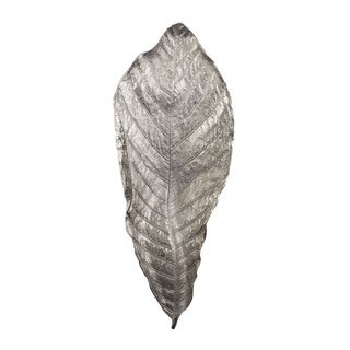 Dimond Home Colossal Silver Decorative Leaf