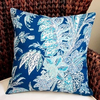 Artisan Pillows Indoor/ Outdoor 18-inch Tommy Bahama Throw Pillow Cover (Set of 2)