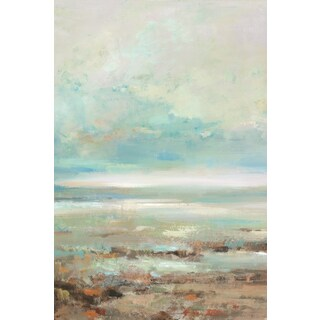 Portfolio Canvas Decor Elinor Luna 'Ocean Sky I' 24x36 Framed Canvas Wall Art