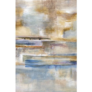 Portfolio Canvas Decor Augustine 'Earthscape I' 24x36 Framed Canvas Wall Art