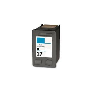 HP C8727A (HP 27) Black Compatible Inkjet Cartridge For 1315 / 1315v / 3450 / 3520 / 3520v / 3550 / 3620v / 3650 ( Pack of 1 )