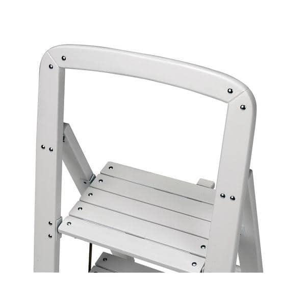 Outstanding Shop Cosco White Two Step Rockford Wood Step Stool Free Short Links Chair Design For Home Short Linksinfo