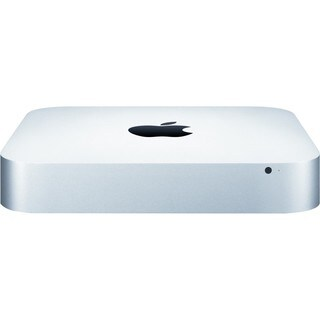 Apple - Mac mini  Intel Core i5 (1.4GHz)  4GB Memory  500GB Hard Drive - White