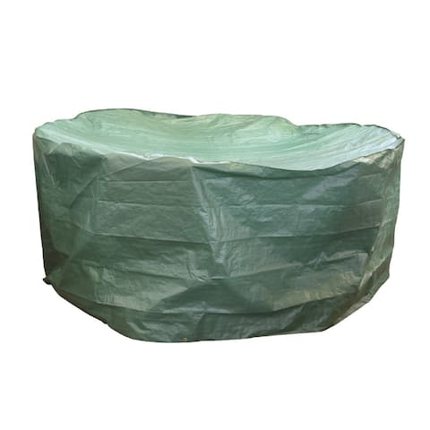 Bosmere Weatherproof 108-inch Round Patio Set Cover