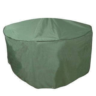 Bosmere Deluxe Weatherproof Round Cafe Table and Chairs Cover