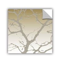 ArtAppealz Linda Parker 'Morning Light On Tree' Removable Wall Art