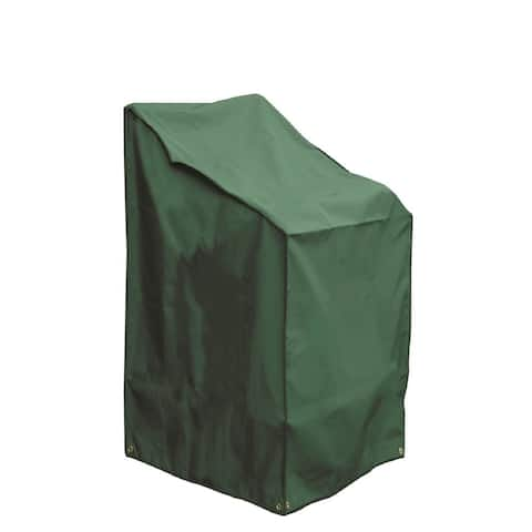 Bomsere Deluxe Weatherproof Stacked Chair Cover