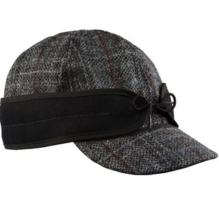 Stormy Kromer Harris Tweed Original Cap