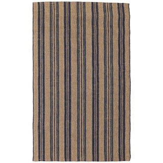 Kosas Home Daxx Seagrass Stripe Rug (4' x 6')