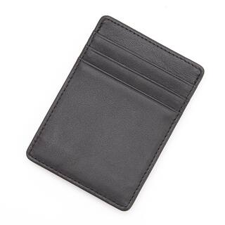 Royce Leather Slim Magnetic Money Clip Wallet|https://ak1.ostkcdn.com/images/products/10403907/P17505579.jpg?impolicy=medium