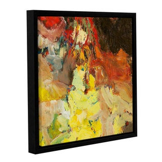 ArtWall Allan Friedlander 'After The Ball' Gallery-wrapped Floater-framed Canvas