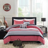 Intelligent Design Steven 5-piece Comforter Set