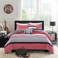 Intelligent Design Steven 5-piece Comforter Set
