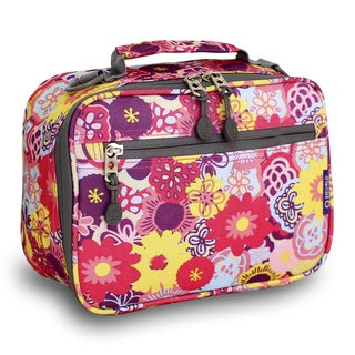 J World Poppy Pansy Cody Lunch Bag