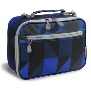 J World Block Navy Cody Lunch Bag