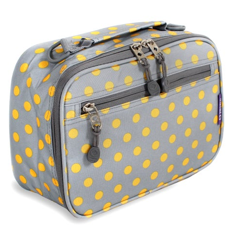 J World Candy Buttons Cody Lunch Bag