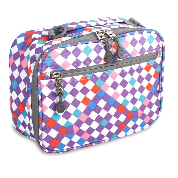 J World Checkmate Cody Lunch Bag Free Shipping On Orders  : J World Checkmate Cody Lunch Bag 3d485ca8 a200 42fc 9ae6 34032ec1f32b600 from www.overstock.com size 600 x 600 jpeg 105kB