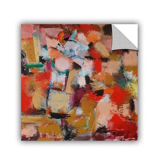 ArtAppealz Allan Friedlander 'Entropy' Removable Wall Art