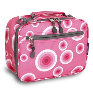 J World Pink Target Cody Lunch Bag