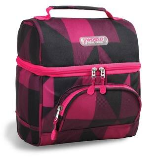 J World Block Pink Corey Lunch Bag|https://ak1.ostkcdn.com/images/products/10404282/P17505909.jpg?impolicy=medium