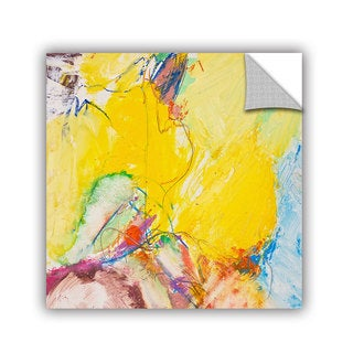 ArtAppealz Allan Friedlander 'Crystal' Removable Wall Art