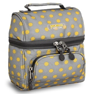 J World Candy Buttons Corey Lunch Bag