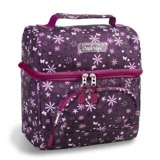 J World Garden Purple Corey Lunch Bag