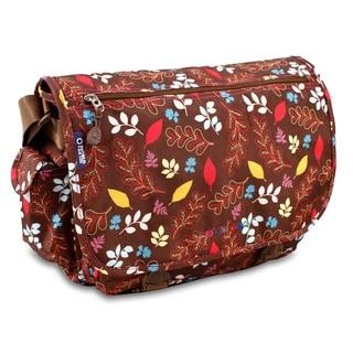 J World Autumn Terry Messenger Bag