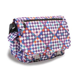 J World Checkmate Terry Messenger Bag
