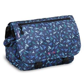 J World Reef Terry Messenger Bag