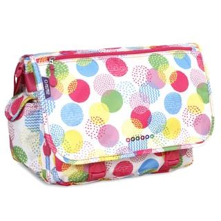 J World Speckle Terry Messenger Bag