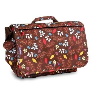 J World Autumn Thomas 15.4-inch Laptop Messenger Bag