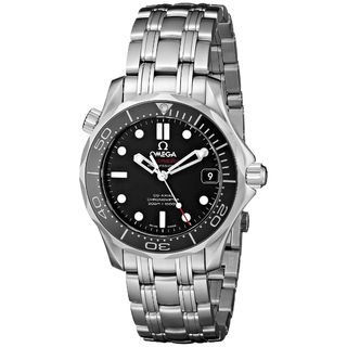 Omega Men's O21230362001002 'Seamaster' Automatic Stainless Steel Watch
