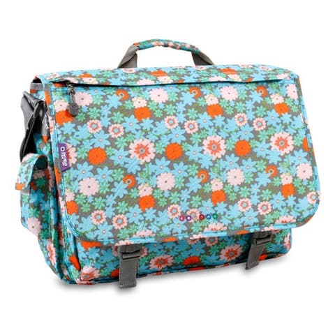 J World Blossom Thomas 15.4-inch Laptop Messenger Bag