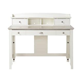 charlotte secretary desk desk model z1310007w option white