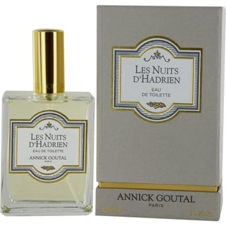 Annick Goutal Les Nuits D'hadrien Men's 3.4-ounce Eau de Toilette Spray (New Packaging)