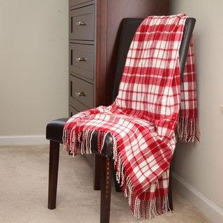 Windsor Home Cashmere-Like Blanket Throw
