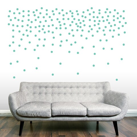 3-inch Confetti Dots Wall Decals (Set of 200)