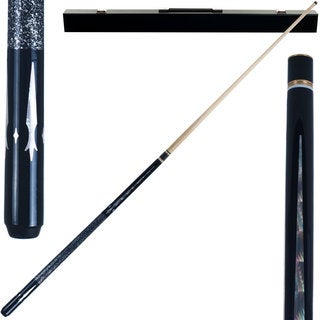 Monarch Hardwood Deisgner 2 Piece Billiard Cue Stick by Trademark Gameroom