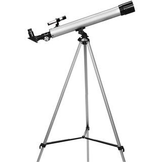 Star 60050 Refractor Telescope with 50mm Objective Lens by Stalwart