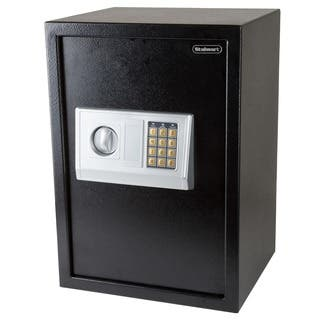 Electronic Safe Black by Stalwart https://ak1.ostkcdn.com/images/products/10404896/P17506426.jpg?impolicy=medium